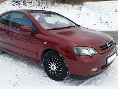 gebraucht Opel Astra 2.2 16V Coupe Bertone Edition