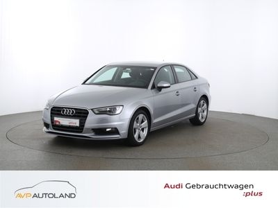 gebraucht Audi A3 Limousine Ambition 1.6 TDI clean diesel 81 kW (110 PS) 6-Gang
