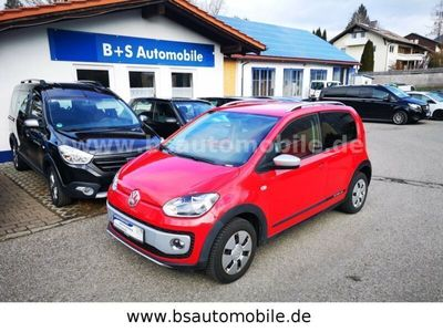 gebraucht VW cross up! Garantie Alu 8-fa. Klima Sitzheizung