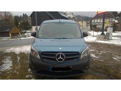 gebraucht Mercedes Citan 108 cdi Kasten*Klima*