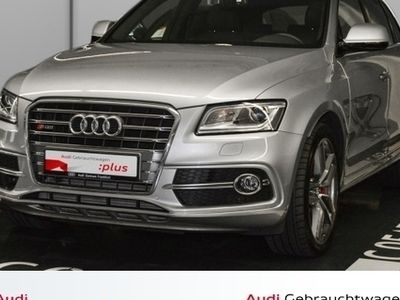 gebraucht Audi SQ5 3.0 TDI competition quattro tiptronic Navi Panoramadach Xenon PDC