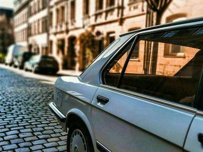 gebraucht BMW 518 518 i E28 H-Kennzeichen, ra...