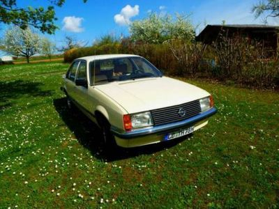 gebraucht Opel Rekord E 2,0 Automatik H-Kennzeichen