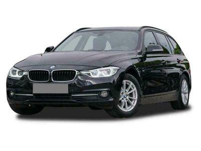 gebraucht BMW 320 320 d Touring Sport Line LED Navi Tempomat