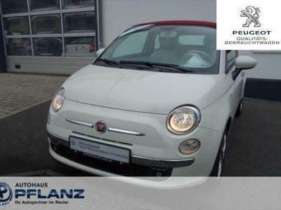 brugt Fiat 500 Lounge C 1.2 8V 3T (EURO 6)