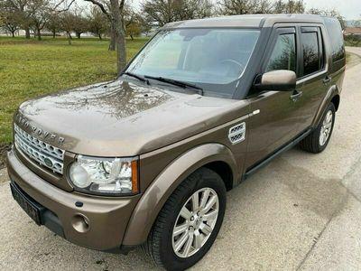 gebraucht Land Rover Discovery 3.0 TDV6 SE*LEDER*TEMPOM*AHK*SHZ* als SUV/Geländewagen/Pickup in Magstadt