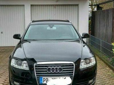gebraucht Audi A6 Avant 2.7 TDI DPF multitronic als Kombi in Hövelhof