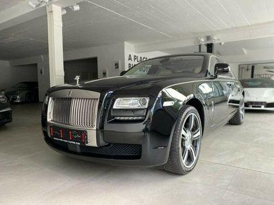 gebraucht Rolls Royce Ghost Black/Scheckheft/Panorama 6.6 V 12
