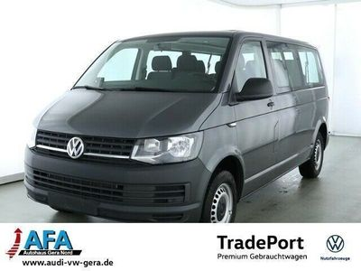 gebraucht VW Transporter Kombi Transp. 2,0 TDI lang DSG Navi*PDC*AHK*GRA