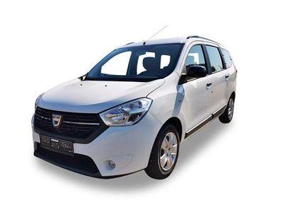 gebraucht Dacia Lodgy Stepway Navi/SHZ/PDC hinten Blue dCi 95 70 kW (95 PS), 6-Gang, Euro 6d-TEMP-DG [2]