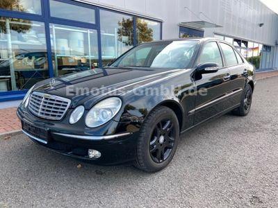 gebraucht Mercedes E240 ELEGANCE Automatik°2. Hand°Sitzheizung°
