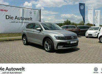gebraucht VW Tiguan 2.0 TDI DSG 4M R-LINE DSG NAVI ACC LED AH