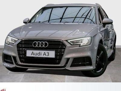 gebraucht Audi A3 Sportback S line 35 TFSI XEN NAV PDC SHZ GRA