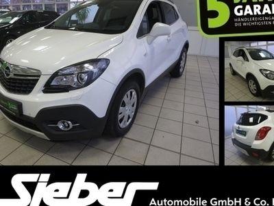 gebraucht Opel Mokka 1.6 CDTI Innovation *Sitzheizung*PDC*