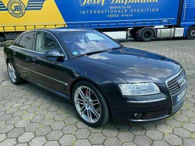 gebraucht Audi A8 3,7 LPG TÜV 12/21 Standheizung