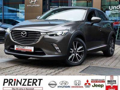 gebraucht Mazda CX-3 SKYACTIV-G 150 AWD Sports-Line, Gebrauchtwagen, bei Autohaus am Prinzert GmbH
