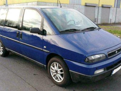 gebraucht Fiat Ulysse 2.0 Jtd 16V EL (Type 220) 7-Sitzer Klima Standheizung