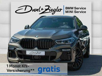 gebraucht BMW X6 M50 i Laser SkyLounge H&K SCA