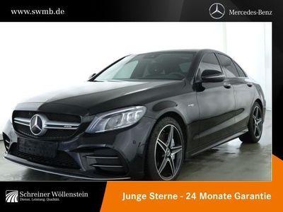 gebraucht Mercedes C43 AMG 4M AMG COMAND*LED*KAMERA*KEYLESS-GO*SHD*SHZ