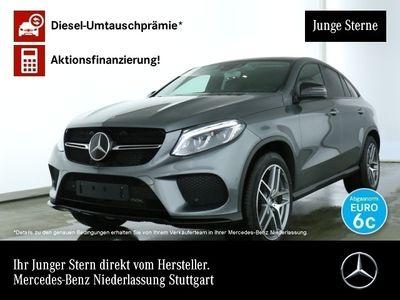 gebraucht Mercedes GLE350 Cp. d 4M AMG Airmat Stdhzg Pano COMAND AHK