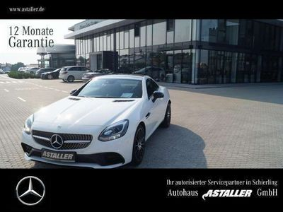 gebraucht Mercedes SLC43 AMG AMG+Night+AIRSCARF+Spur+Comand+Harman