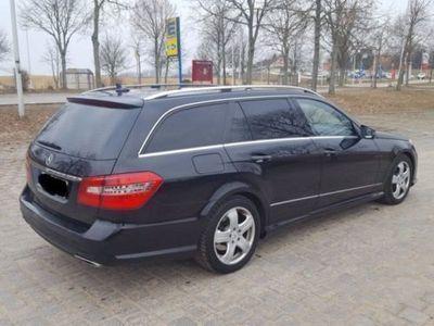 gebraucht Mercedes E300 CDI BlueEff Avantgarde Comand AMG Pak. AHK