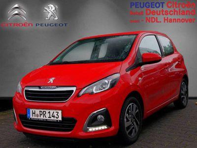 gebraucht Peugeot 108 PureTech 82 Allure 5-trg.