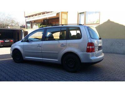 gebraucht VW Touran 1.9 TDI DPF Goal * / NAVI / KLIMA *