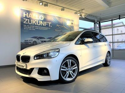 gebraucht BMW 220 i Gran T. M SPORT+KAM+KOMF+LED+TEMP+NAVI+HUD