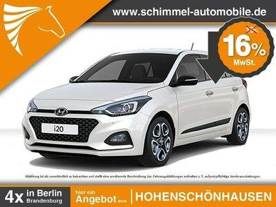 gebraucht Hyundai i20 1.2 Benzin 84 PS Pure Fenster el.