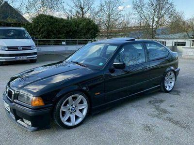 gebraucht BMW 323 Compact E36 ti M Paket Gewinde...