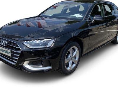 gebraucht Audi A4 A4Avant Advanced 40 TDI qu S tr AHK-ACC-Kamera-