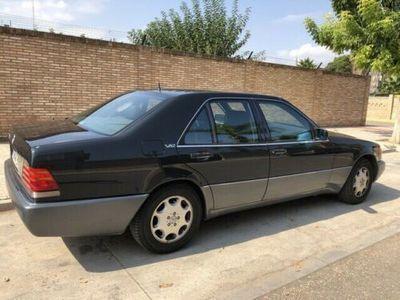 gebraucht Mercedes 600 SE W140 ** NUR 3399 GEBAUT ** 1.HAND **