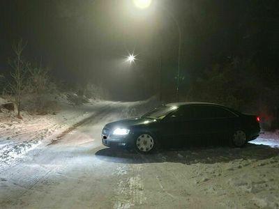 gebraucht Audi A8L 4.2l FSI exclusive (SELTEN) als Limousine in Oststeinbek