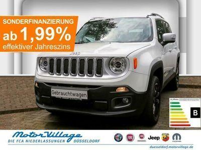 gebraucht Jeep Renegade MY16 Limited 2.0l MultiJet 4WD 6MT