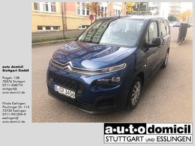 gebraucht Citroën Berlingo Live M 1.5 BlueHDi 100 FAP Stop&Start Euro6d