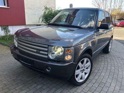 gebraucht Land Rover Range Rover V8 Vogue * LPG GAS * VOLL *
