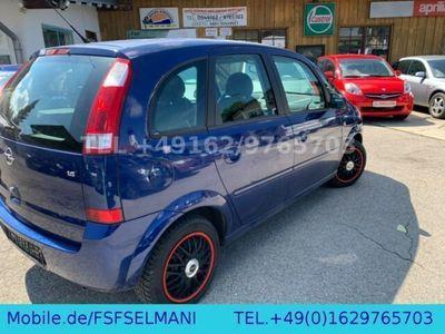 gebraucht Opel Meriva Cosmo 1.6 Getriebeautomatik
