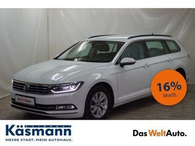 gebraucht VW Passat Variant 2.0 TDI Comfortline LED Navi ACC