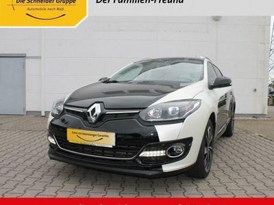 gebraucht Renault Mégane 1.2 TCe 130 BOSE PDC KAMERA SHZ NAVI ALU