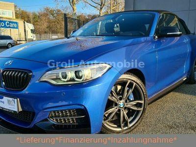 gebraucht BMW M240 M240iCabrio*M Performance*LED*Leder*SHZ*