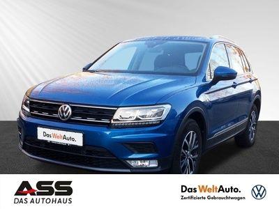 gebraucht VW Tiguan Comfortline 1.4 TSI BMT ACT KLIMA LED NAVI ALU -
