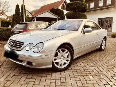 gebraucht Mercedes CL500