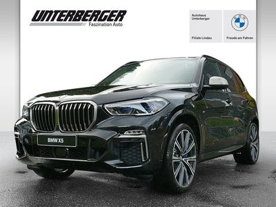 gebraucht BMW X5 M50d Head-Up HK HiFi DAB WLAN Standhzg.