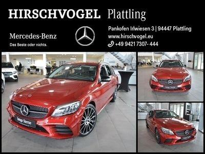 gebraucht Mercedes C300 d 4M
