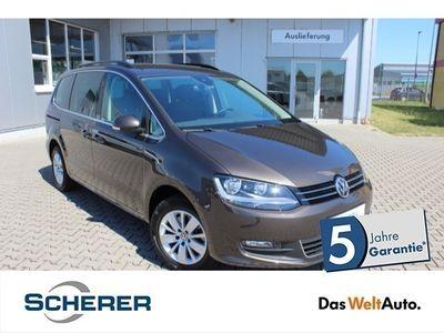 gebraucht VW Sharan Comfortline DSG/NAVI/Climatronic/Bluetooth/uvm.