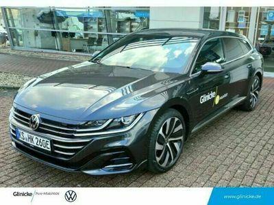 gebraucht VW Arteon 1.4 TSI Shooting Brake R-Line Hybrid ängevorrichtung