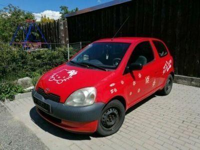 used Toyota Yaris 1.0 Europe (schlnr. :5013/448)