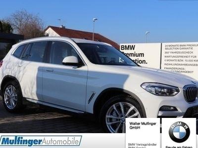 gebraucht BMW X3 xDr.30dA.Sports.LED Driv.As.ACC AHK DigiTacho