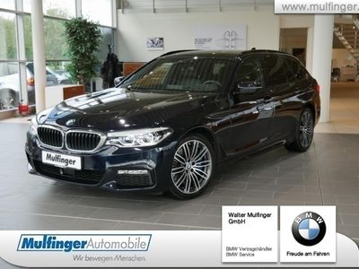 gebraucht BMW 540 d xdrive Touring